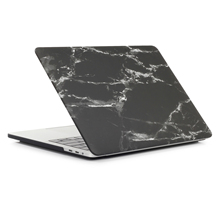 Wholesale Custom Bottom Laptop Hard Cover White Marble Retina Case for Macbook Mac Book Air Pro 12 13 15 inch