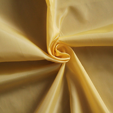 Chinese supplier Top quality taffeta 210t polyester oxford fabric with pu coating