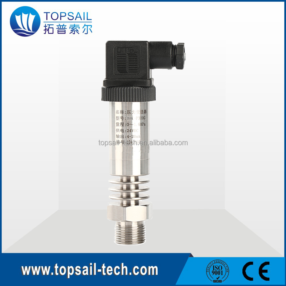 4~20mA DIN connection high temperature pressure transmitter