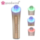 Ultrasonic Facial Vibration Massager 3 LED Photon Light Face Cleaning Anti-Ageing Skin Care Tool Wrinkle Remover Facial Machine