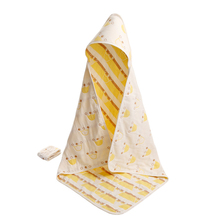 China Manufacture wholesale Custom 100% Cotton baby towel with hood