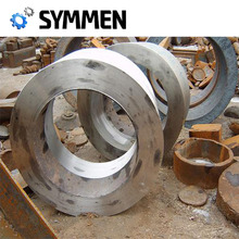 Ball Grinding Mill Steel Parts Hollow Shaft For Cement Plant