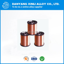 Low resistance wire CuNi19 Copper nickel