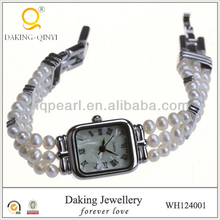 fashion new product fresh water pearl watch