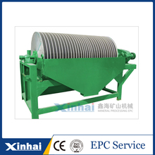 wet drum magnetic separator with low price