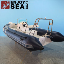 CE certification and Chinese camouflage inflatable RIB 520 boat for sale