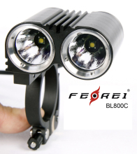 Lovely and practical led bicycle frontlight BL800C