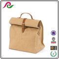 Best quality kraft washable lunch paper bag/ school bag