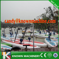 yawa inflatable pedal boat water bikes for sale