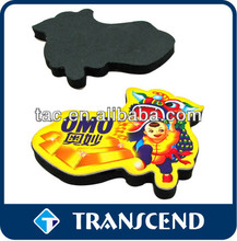 Factory Directly Selling !!! Promotional Gift rubber fridge magnet