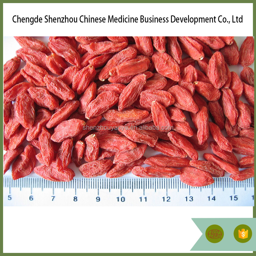 Organic goji berry price