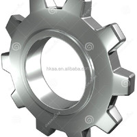 China OEM Factory Spur Gear Steel