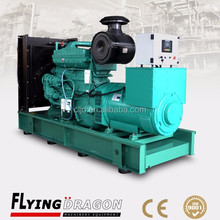 Competitive price 280kw diesel generator price with cummins engine NTA855-G1B