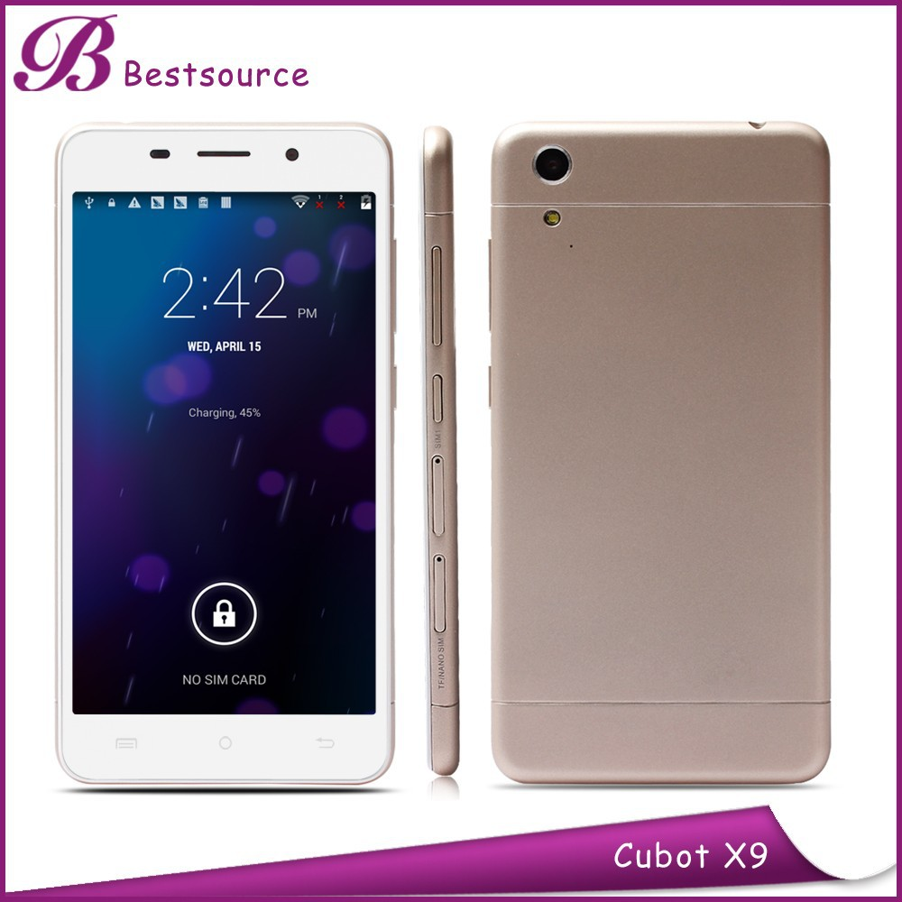 Cubot Mobile Phone 5.0inch android Smart Phone MTK6592 Octa Core GPS WIFI BT camera Dual SIm ShenZhen Smart Phone