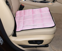 Healthy bamboo charcoal seat cushion for car air freshener