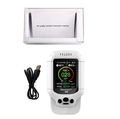 high quality Air Quality Meter Smart Monitor PM2.5 PM10 LCD Display air quality monitor detector