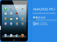 Newly tempered glass screen protector for ipad air 9.7'' wholesale price factory supply