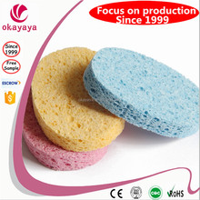 Facial cleaning Makeup Cellulose Sponge Cleaning Facial Cellulose Sponge