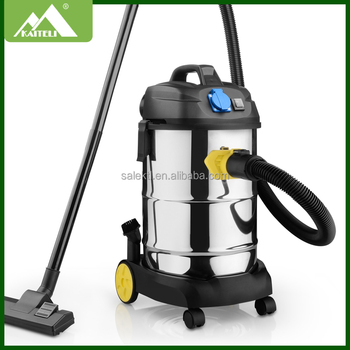 30L SOCKET wet and dry vacuum cleaner hepa filter high power stainless steel