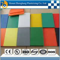 Non-toxic Hdpe Plastic Sheet Rigid Plastic Cardboad Sheets/ Hdpe Corrugated Plastic Board/ Colored Plastic Sheet Thin