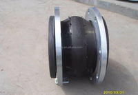 2017 Hot Sell factory single sphere rubber expansion joint