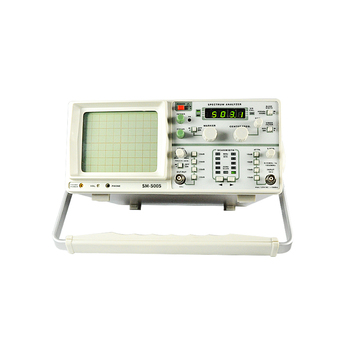 Electronic troubleshooting Machine SM-5010 /SM-5011 150KHz~1050MHz Spectrum Analyzer with Tracking Signal Generator Educational