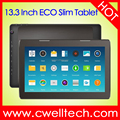 MW13 Octa Core RK3368 CPU Android 5.1 Full HD LCD Screen 13.3 Inch ECO Slim Tablet SENAPTEC MW13