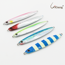 lead jig fishing bait lure saltwater jigging lures