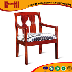 OEM outsourcing firm modern style ISO14001 CE ash wood ceiling swing chair