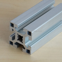 Peerless 6063 T5 aluminium profiles with hard sand blasting anodzing