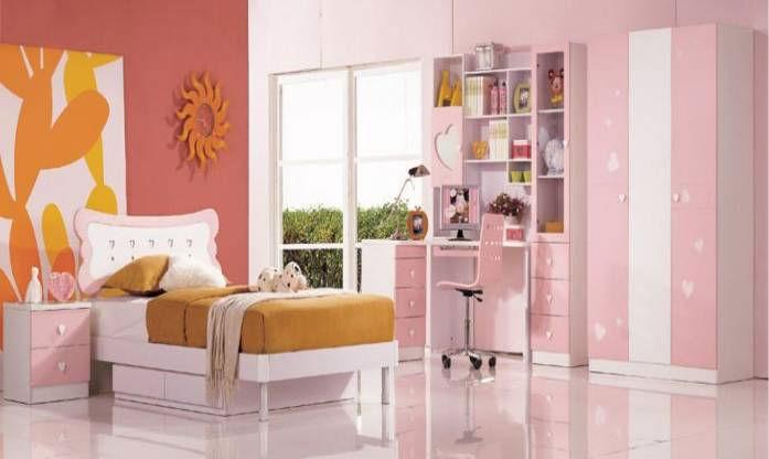 Moderno MDF Dormitorio de niños ConjuntoConjuntos de muebles para