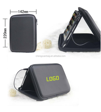 PU leather Universal Carry Travel Carrying Case Bag Cover For GPS
