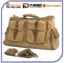 Travel Military Canvas Tote Duffle Gym Bag