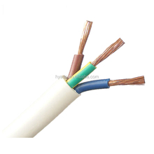 70C PVC insulation 3 core 2.5mm flexible wire