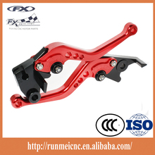 Wholesale price M002-51-F14/K828 motocycle clutch brake levers for kawasaki ninja 100000/GIO special 2013-2016