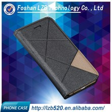 LZB High quality phone flip custom phone case for huawei acend y320