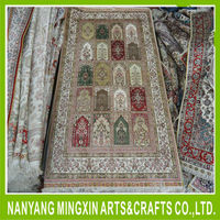 3x5ft Factory Price Silk Handmade Carpets and Carpets Persian Oriental Rug