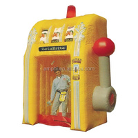 factory inflatable money machine for sale