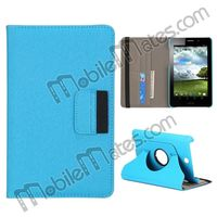 360 Degree Rotating Stand Leather Case for Asus Fonepad ME371 7'' Tab Flip Cover