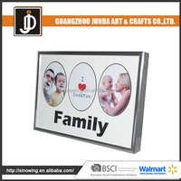 Vogue Design Lovely My Family Single Frame 4X6 Magnetic Photo Frames