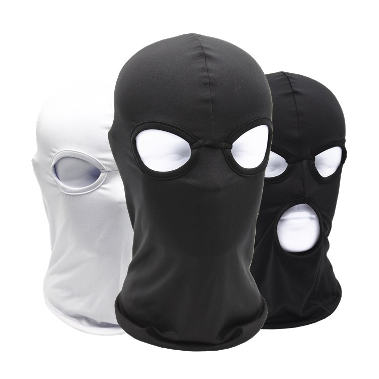 Motorcycle Double Hole Breathable Dust CS Anti-terrorism Masks