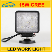 IP68 led work light 15w led emergency light off road super bright