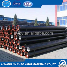 ductile iron pipe, used for water and sewer lines Hot Selling Best Price Anyang Ductile Iron Pipe