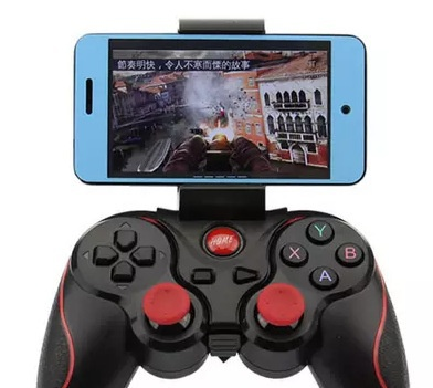 Bluetooth Supported Wireless Video Electronic Game Pad for TV Box/Mobile/PC