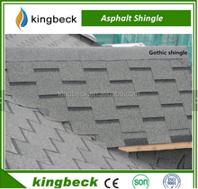 Ghana market roofing tile China Cheap Building Materials , Laminated Asphalt Roof Shingles