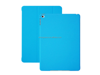 2015 colorful leather case, portfolio carrying case for ipad mini 4 cover