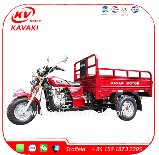 China KAVAKI 150cc economic cargo motorcycle