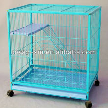 Iron wire cat cage stainless steel cat cage Hot Seller Cat Cage