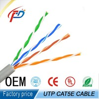 Factory Wholesale 1000ft CCA BC Utp