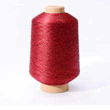 Metallic thread yarn